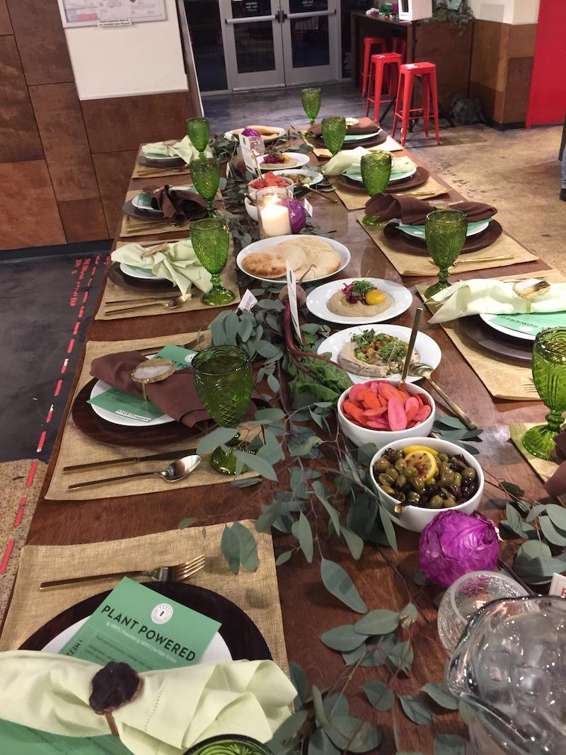 Vert's Mediterranean Tablescape