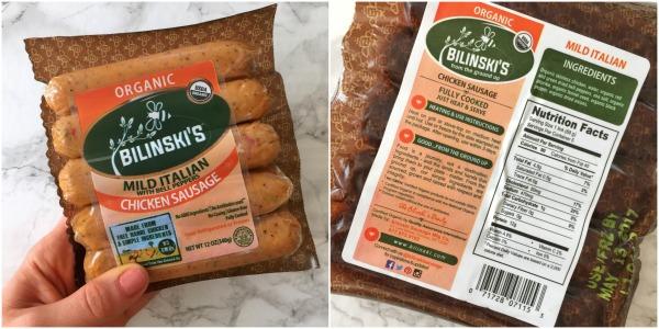 Bilinski Sausage