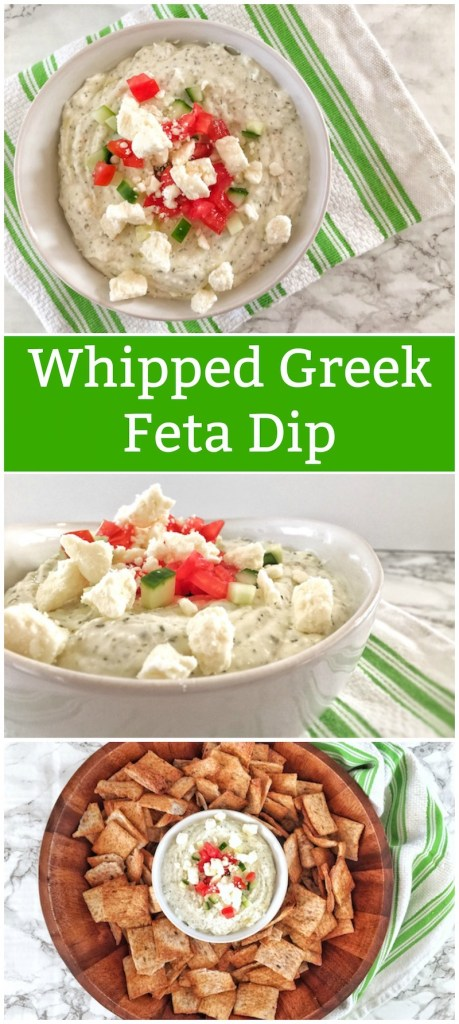Whipped Greek Feta Dip Pin