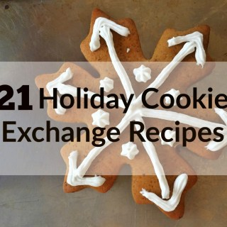 Holiday Cookie Exchange Banner