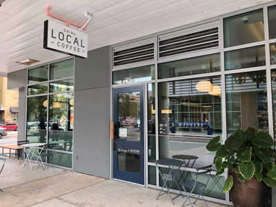 Merit Coffee: Austin's new, modern downtown coffee shop