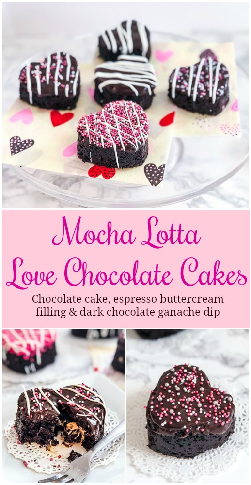 Mocha Lotta Love Cakes Pinterest