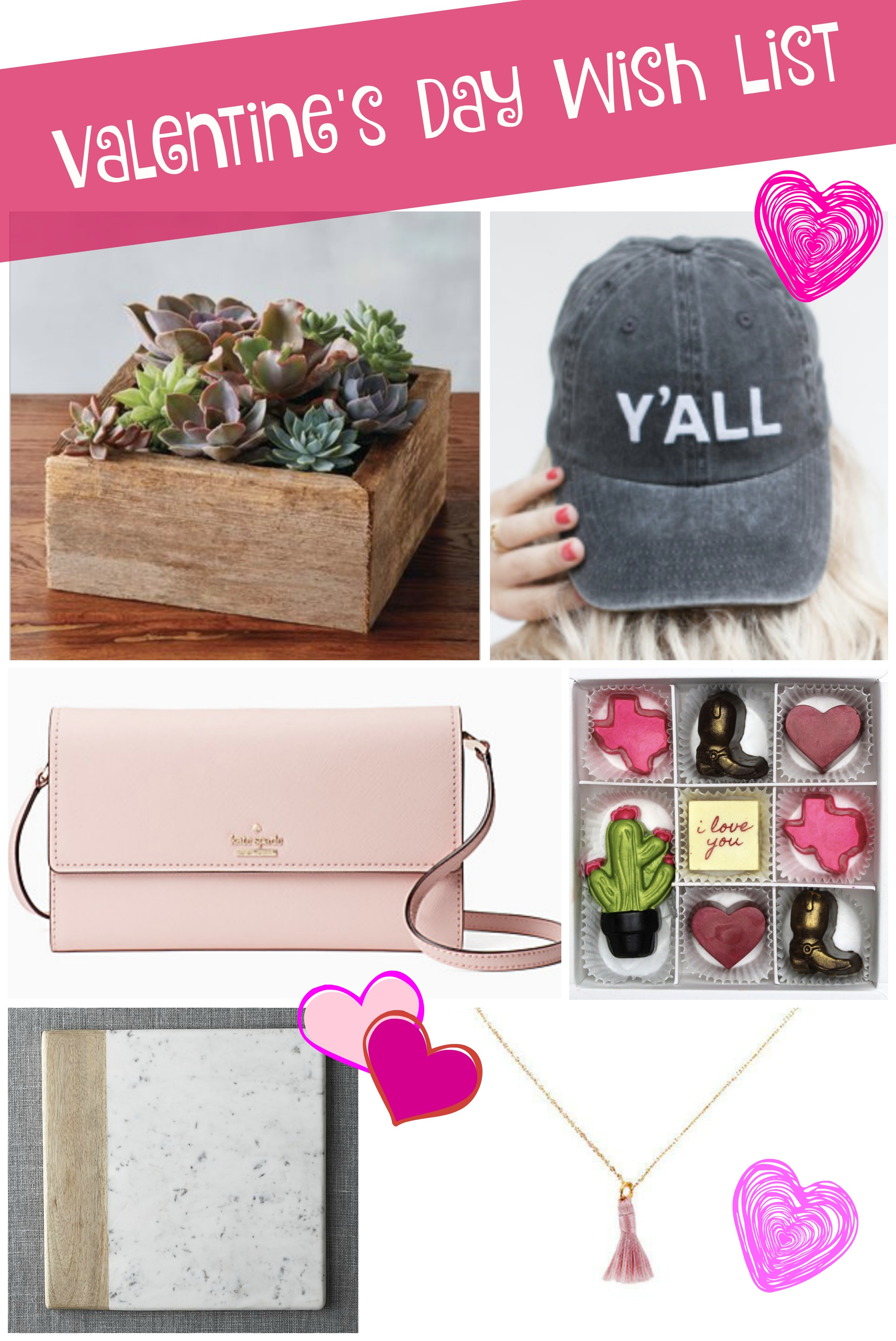 Valentine S Day Wish List For Her