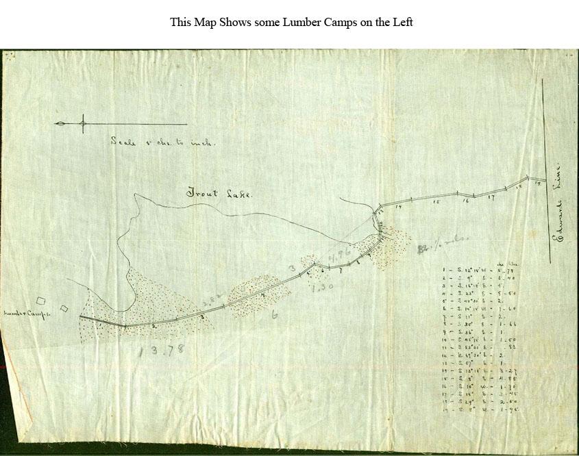 Trout Lake History