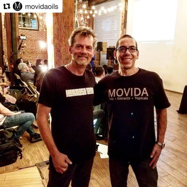 Repost movidaoils getrepost  With Big Vern from hermosaseeds athellip