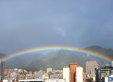 Bogota, foto de Jesús Alberto Naném