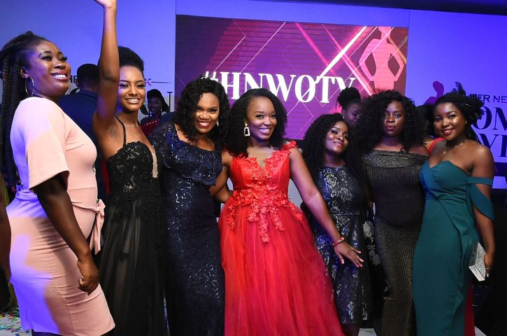 HERE ARE THE WINNERS OF THE SECOND ANNUAL HER NETWORK WOMAN OF THE YEAR AWARDS 2018