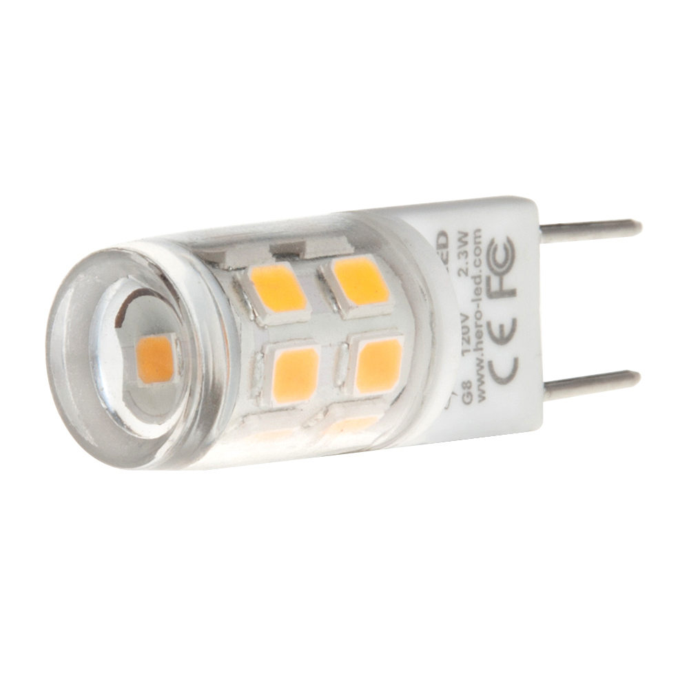 T4 Halogen Light Bulb