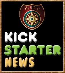 Kickstarter News