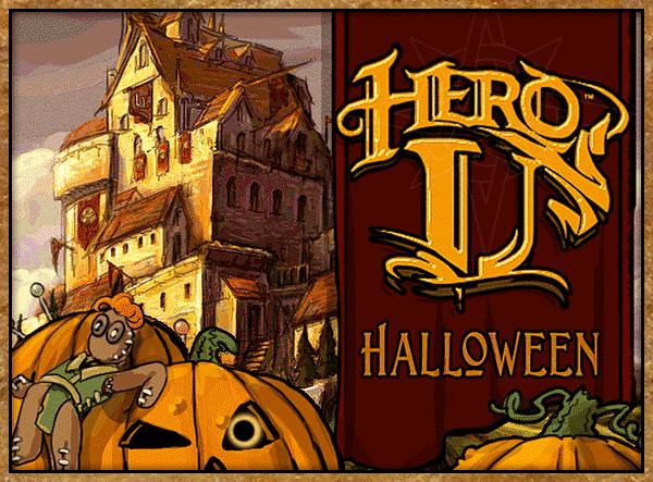 Hero-U Halloween