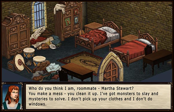 Shawna's Dorm