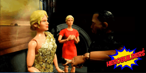 Kanye West and Taylor Swift Action Figure Video