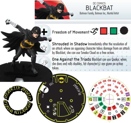 Cassandra Cain, AKA Black Bat