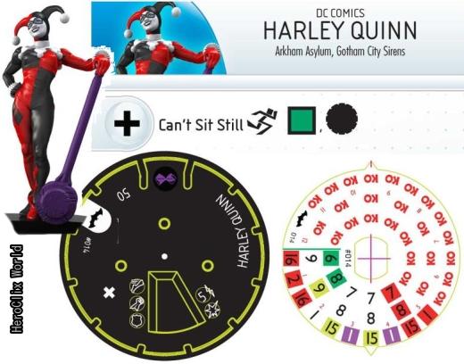 Doctor Harleen Quinzel, AKA Harley Quinn