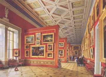 World Famous State Hermitage Museum