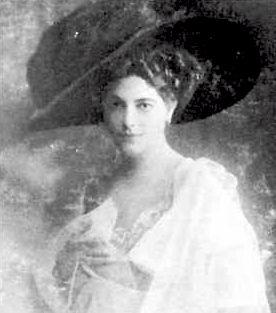 portrait de Mata Hari