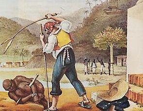 Voyage pittoresque, gravure de Jean-Baptiste Debret (1835)