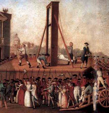 """Résultat de recherche d'images pour """"guillotine la veuve humour"""""""