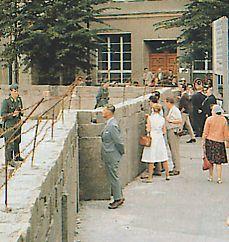 Construction du mur (13 août 1961) (Ullstein Bilderdienst)