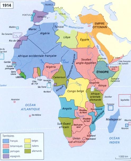 L'Afrique en 1914 : Atlas des Peuples d'Afrique, Jean Sellier, La Découverte.