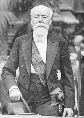 Paul Doumer (Aurillac, 22 mars 1857 - Paris, 6 mai 1932)