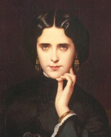 Madame de Loynes (1837-1885) (Eugène Amaury-Duval, 1863, musée d'Orsay, Paris)