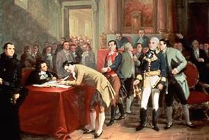 Signature de l'Acte d'indépendance du Venezuela (5 juillet 1811)