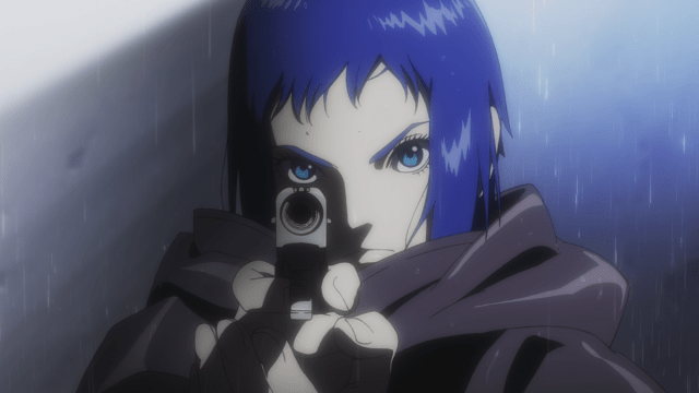 Still from Ghost in the Shell: Arise; © Madman Entertainment