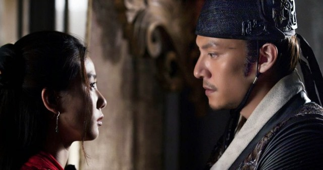 Cecilia Liu and Chang Chen, yearning.