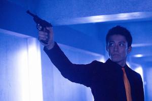 He's got the guns, but not the 'burns. Shun Oguri as Lupin shows some smug style