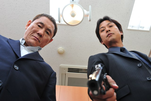 Still from Outrage 2010 / Director: Takeshi Kitano / Image courtesy: Madman Entertainment