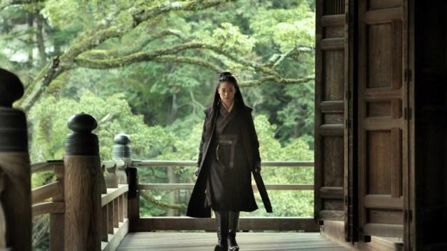 Shu Qi in The Assassin