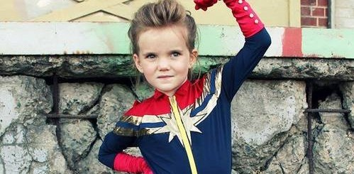 Stella Captain Marvel