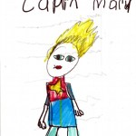 Captain Marvel by Stella