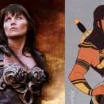 Fan-Made Xena Warrior Princess Cartoon Wins The Internet