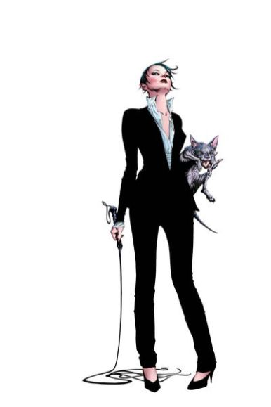 Catwoman #35 - Jae Lee Cover