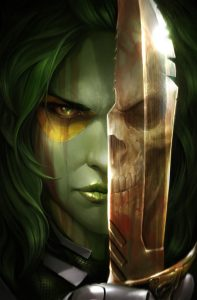 """Gamora"" #1"
