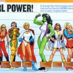 Girl Power! Who Is The Toughest Heroine?