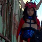 Cosplay: Big Barda and Black Canary