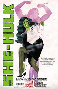 She Hulk: Law and Disorder