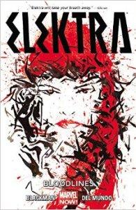 Elektra Bloodlines TPB