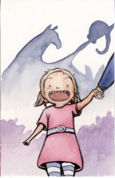 Sydney Illustration 2 by Tallychyck