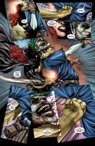 Batgirl's Revenge