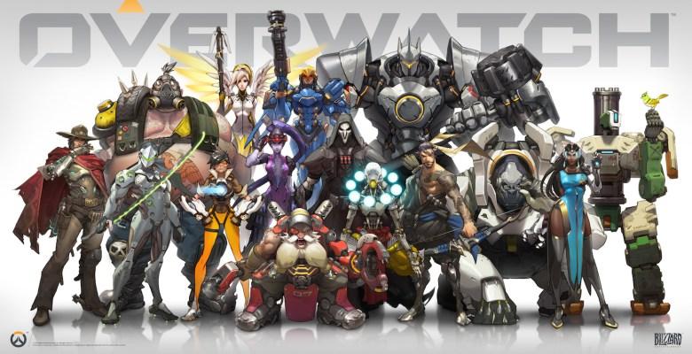 Original Overwatch Characters