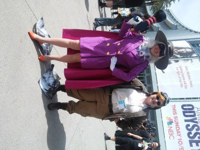 Darkwing Duck and Launchpad McQuack