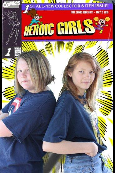 Heroic buddies