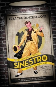 Sinestro #14, Emanuela Luppachino with Tomeu Morey