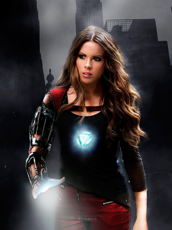Iron Man 4 IV: Sexy Iron Woman VS Captain America - Leaked Footage ...