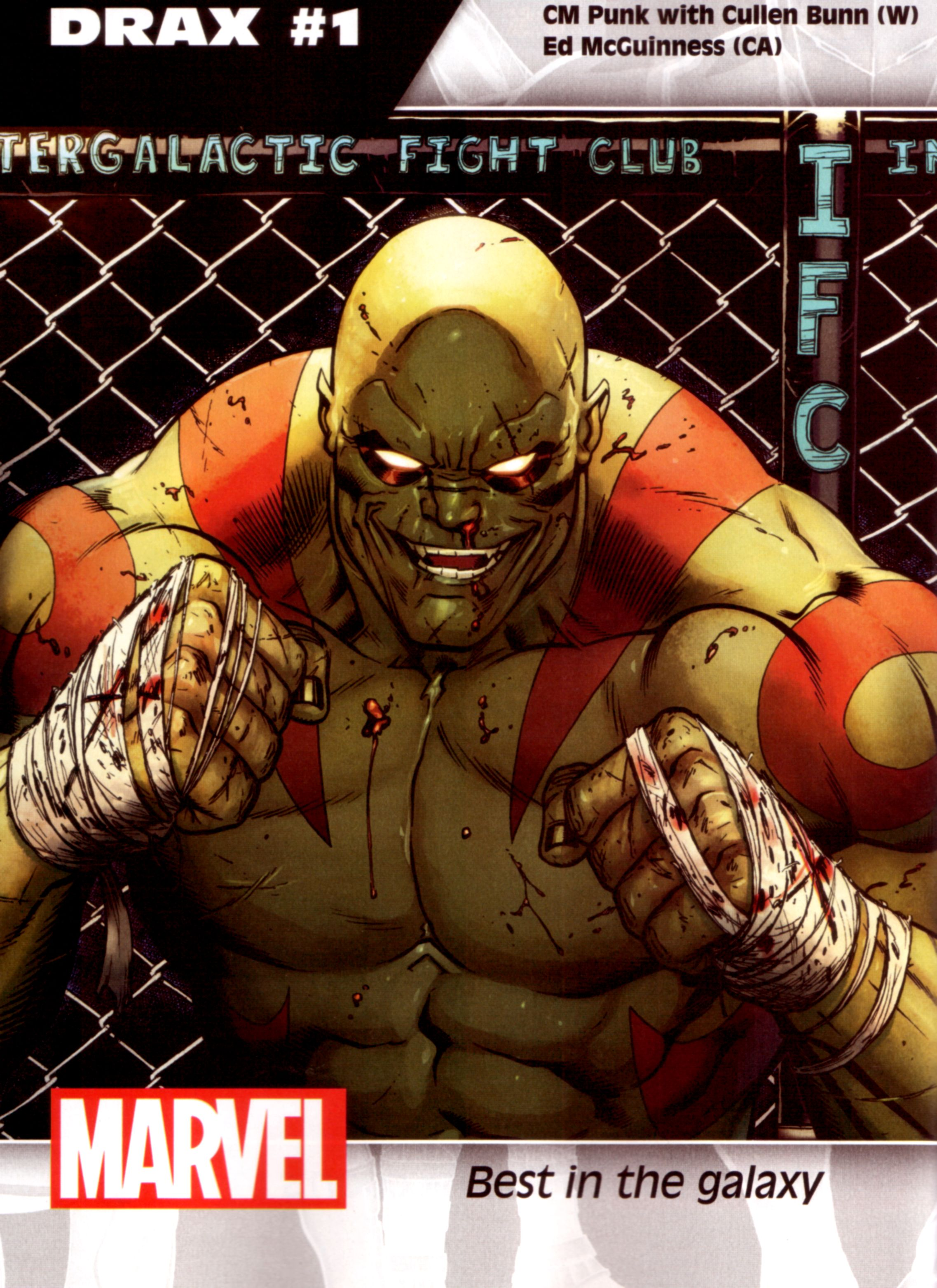 Drax #1 Midtown Comics