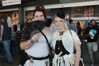 Steampunk Ladies